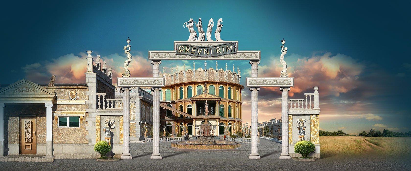 ресторан древний рим караганда фото
